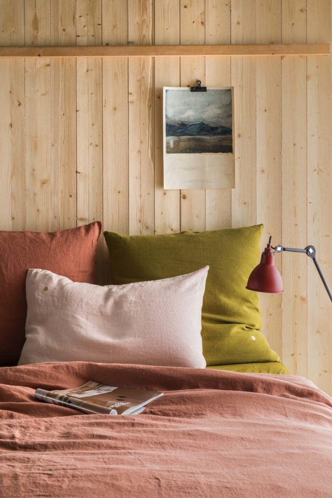 Textile lit en chanvre